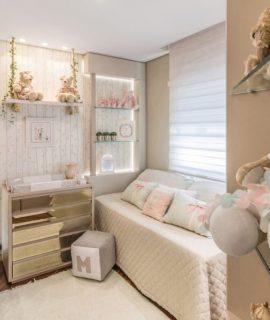 Saiba como acertar na decoração do quarto do seu pequeno ou pequena!